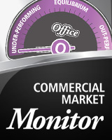 Cover, Applied Analysis Commercial Market Monitor