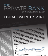 Cover, Nevada State Bank High Net Worth