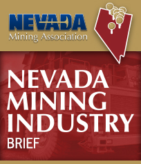 Cover, Nevada Mining Association Nevada Mining Industry Brief